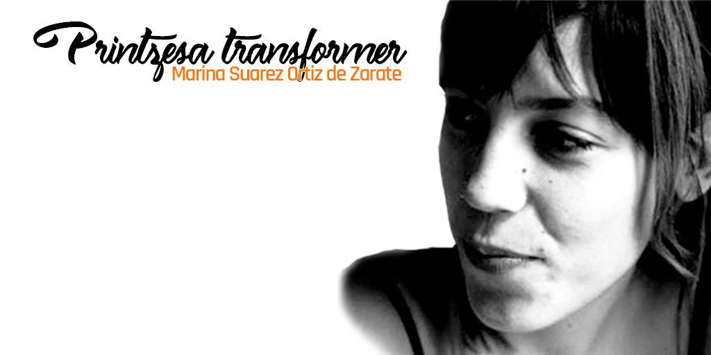 Printzesa Trasnformer | Askatu tragoa eta egin dantza