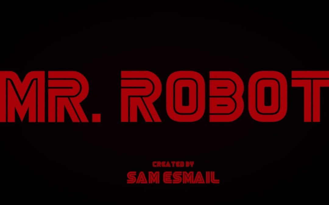 "SerialK | ""En busca del arca perdida""- Mr. Robot | Guillermo Paniagua"