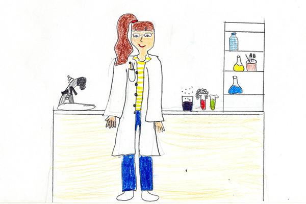 Visibilización de mujeres científicas de la mano de Marta Macho Stadler