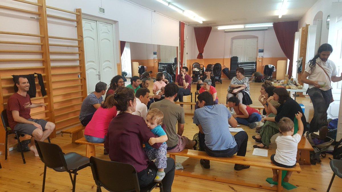 """Idoia Blanco: """"Además de los niños y las niñas, queremos que participe el resto de gente que vive en el barrio"""""""