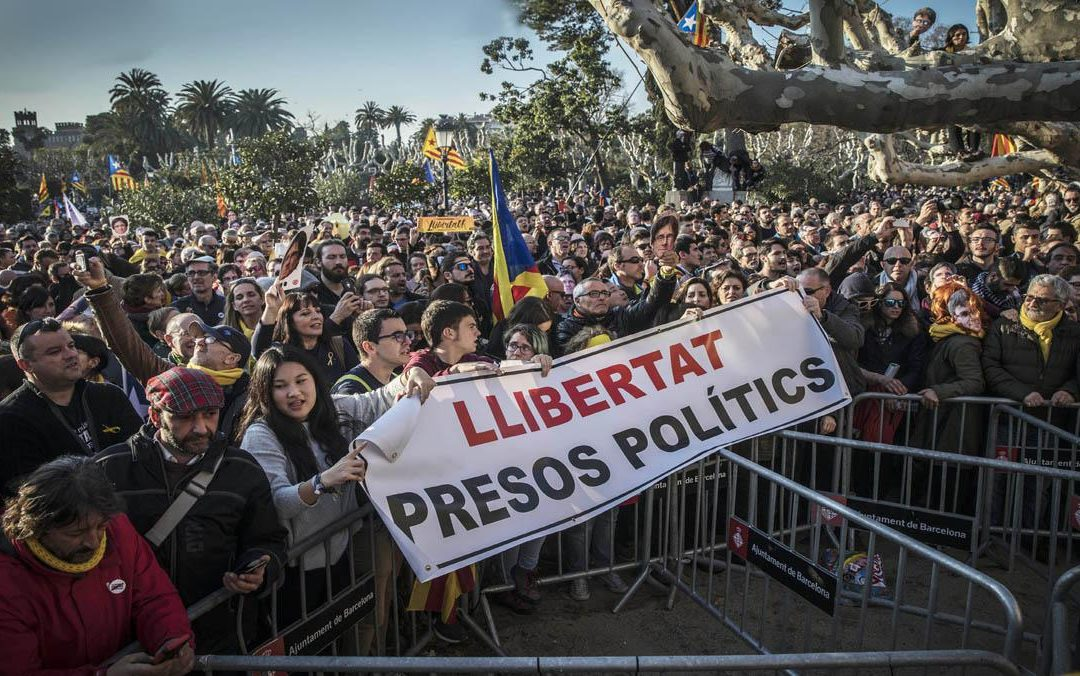 """ANC Euskal Herria: """"Kataluniako gizartea zaildu egin da eta tinkotasun handia dago"""""""