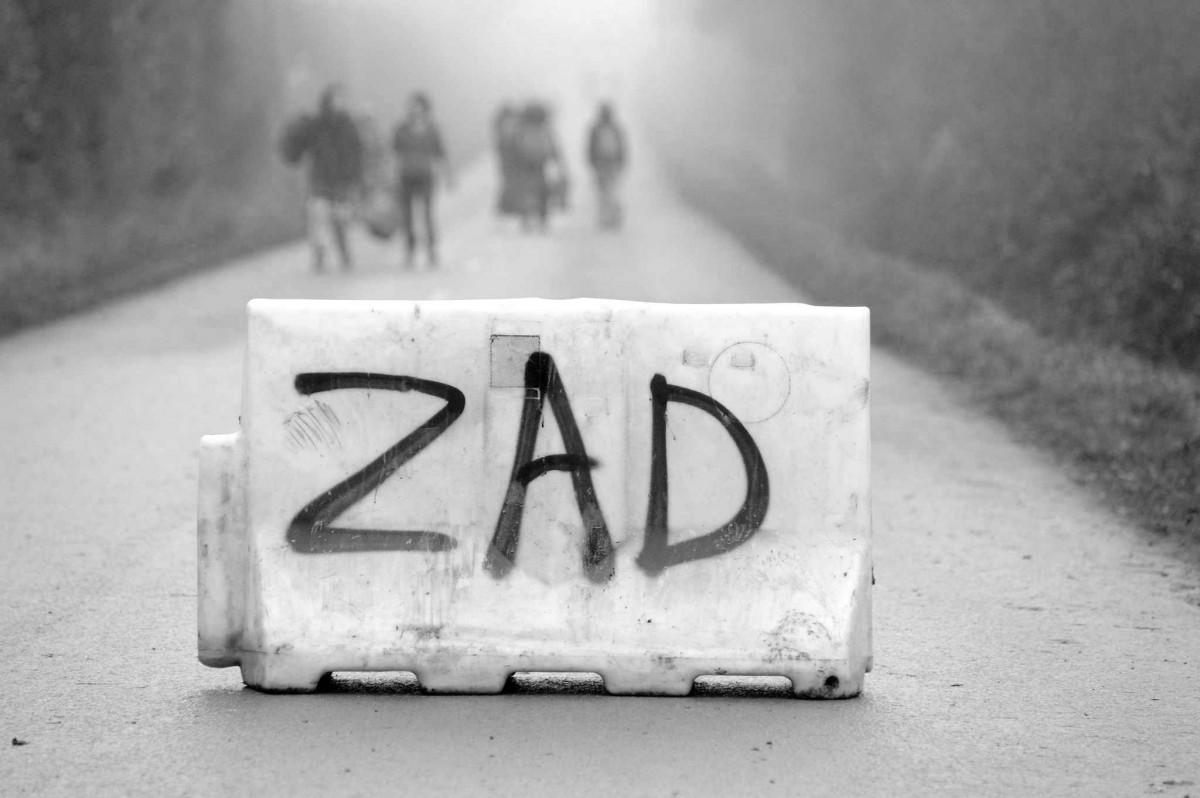WTB 6 import: ZAD (Zone À Défendre) in Notre Dame des Landes