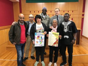 I. Edición Festival Socio-cultural African@s Euskadi