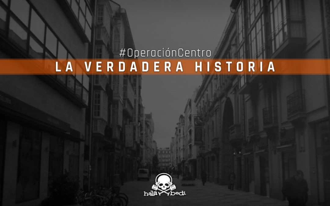 """El Ayuntamiento de Gasteiz da luz verde a la """"operación centro"""". ¿Quién está detrás?"""
