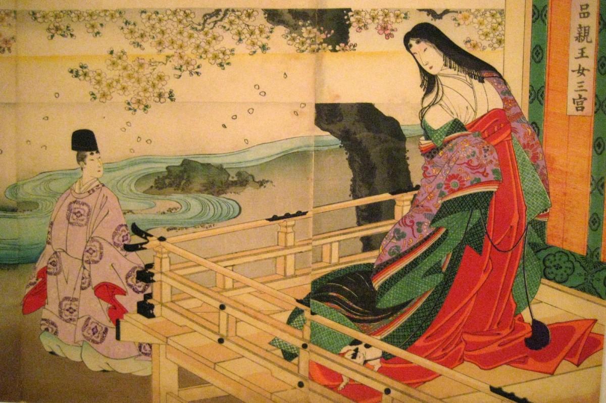 Poeta madarikatuak | Japoniar literaturaren argi-itzalak [1×10]