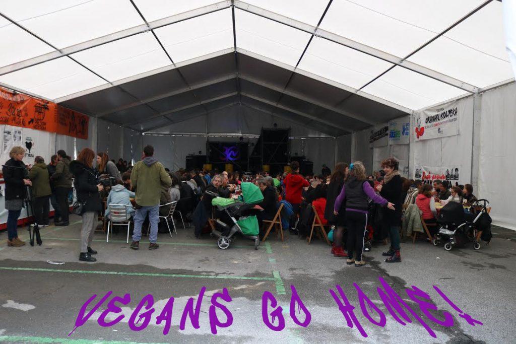 Sale del hospital el último de los intoxicados por la Herri Bazkari del aniversario del Gaztetxe