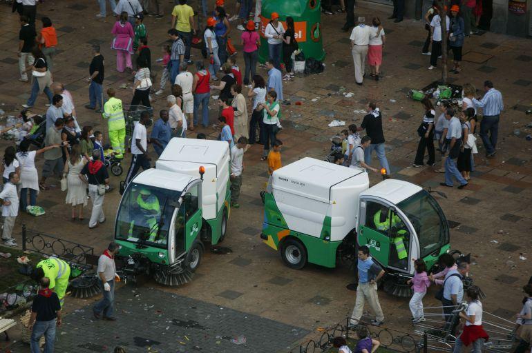 Huelga de limpieza del 20 al 26 de junio en Gasteiz