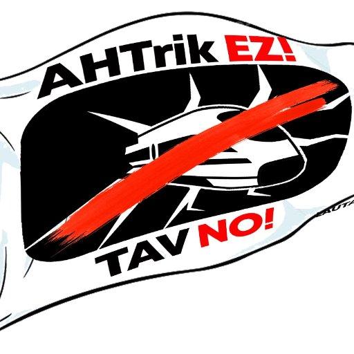 """Iñigo Leza (AHT EZ Lautada): """"Lautadako herritarren gehiengoa AHTaren aurka dago"""""""
