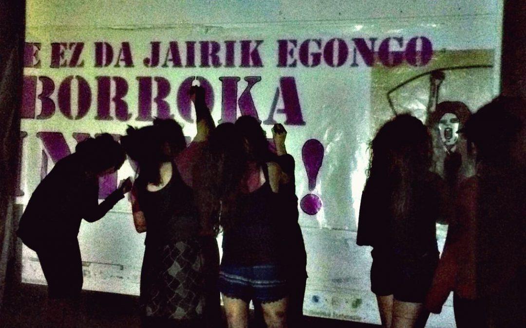 Judimendiko jaiak ikuspegi feministatik; erasoen aurkako plangintzatik haratago