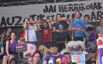 La denuncia de Urtaran contra una artículo en la revista de la AAVV de Judimendi llega a la Audiencia Nacional