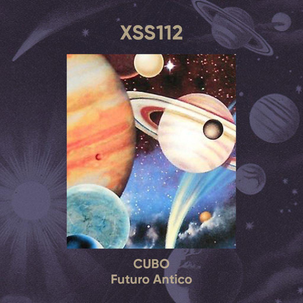 XSS112 | Cubo | Futuro Antico