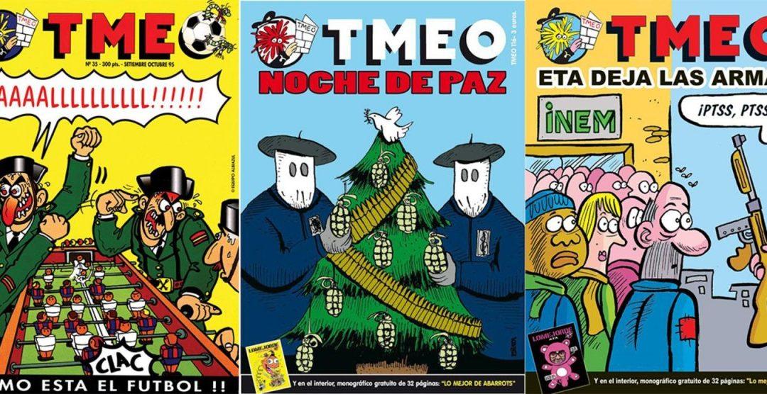 TMEO: humor irreverente desde 1987