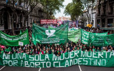 Argentina | Educación sexual por no tener que abortar