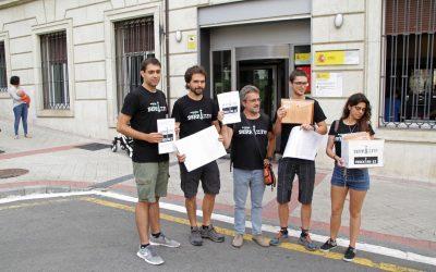 Presentan miles de firmas contra el proyecto de extracción de gas Armentia-2