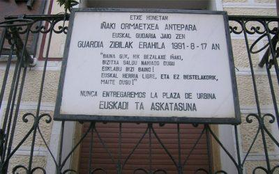 """""""Tuvimos el honor de escupirle a las tripas"""", el testimonio de los Guardia Civiles que asesinaron a Iñaki Ormaetxea Antepara"""
