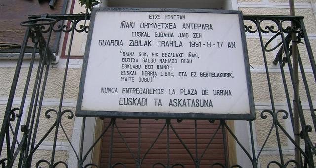 """Los Guardias Civiles que asesinaron a Iñaki Ormaetxea: """"Tuvimos el honor de escupirle a las tripas"""""""