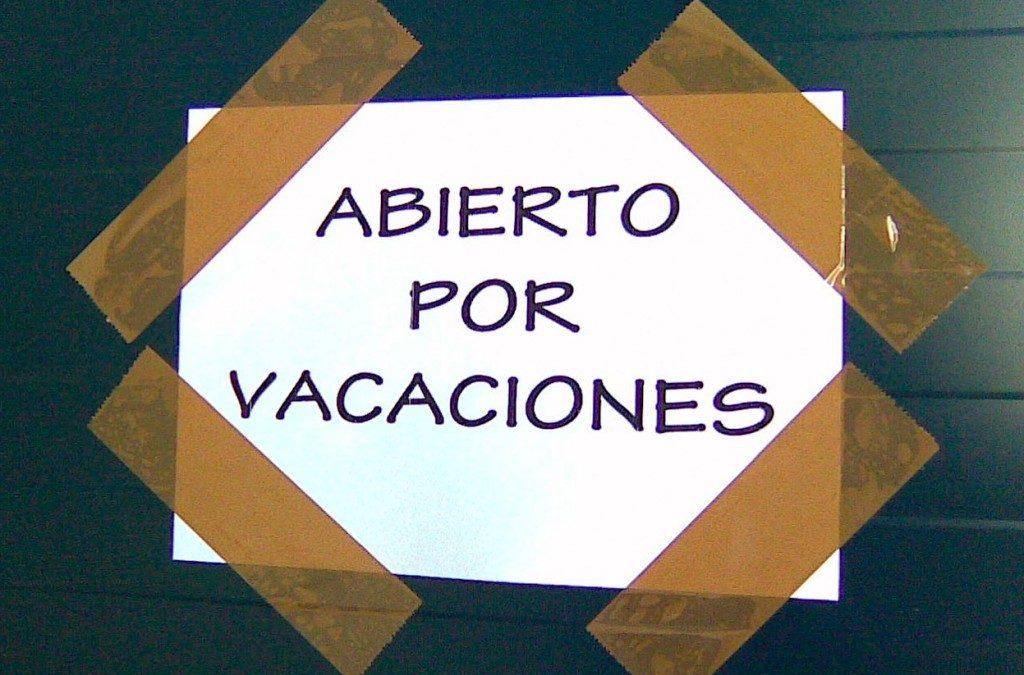 """""""Nos vamos de vacaciones…¿O no? -Oihana San Vicente-"""
