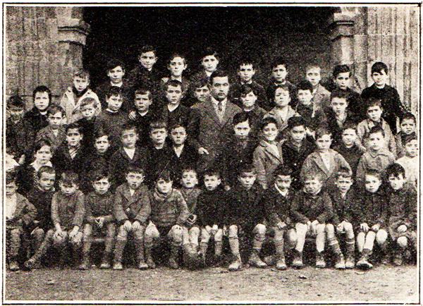 La depuración de la escuela de Labastida