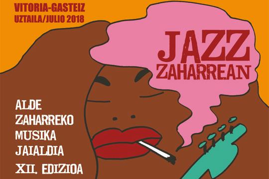 Jazzaharrean 2018: Festival de Jazz humano y cercano a pie de calle