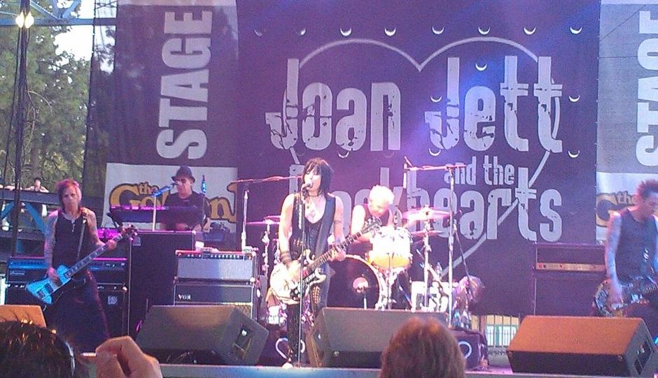 Joan Jett, (emakume) rockeroa -Jaione Agirre-