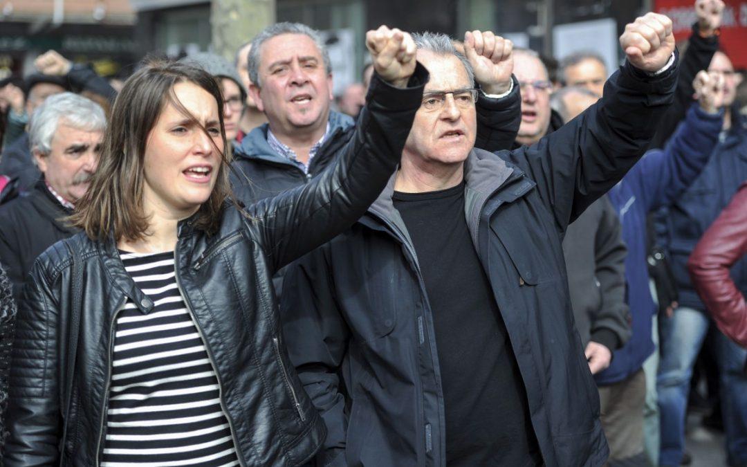 El Parlamento Europeo acepta la petición de Martxoak 3 y emplazará al Estado español para que reconozca la masacre de 1976