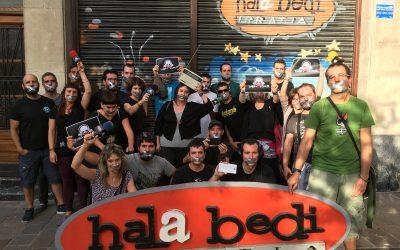 35 urte bete ditu Hala Bedik, erronka berriei ekiteko prest