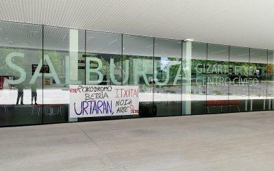 El cierre de los rocódromos municipales en Gasteiz dejará sin trabajo a toda la plantilla
