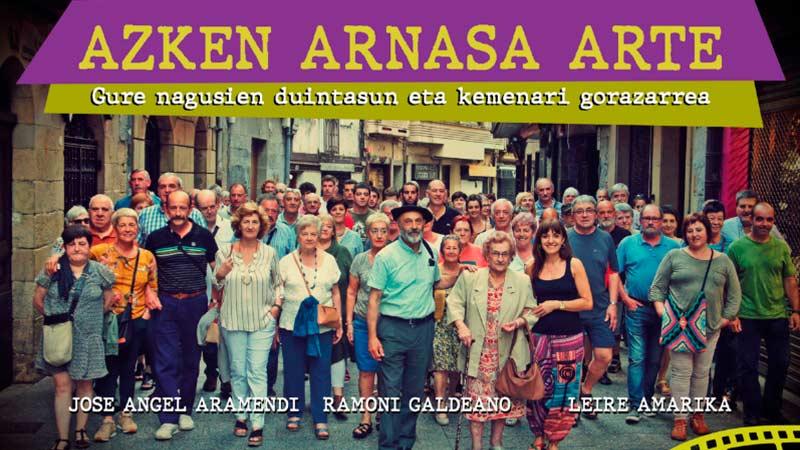«Azken arnasa arte» se estrena este martes 8 en Bilbo