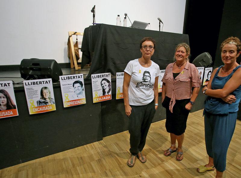 Kataluniako eta Altsasuko preso politikoen senideek errepresioa izango dute hizpide Gasteizen