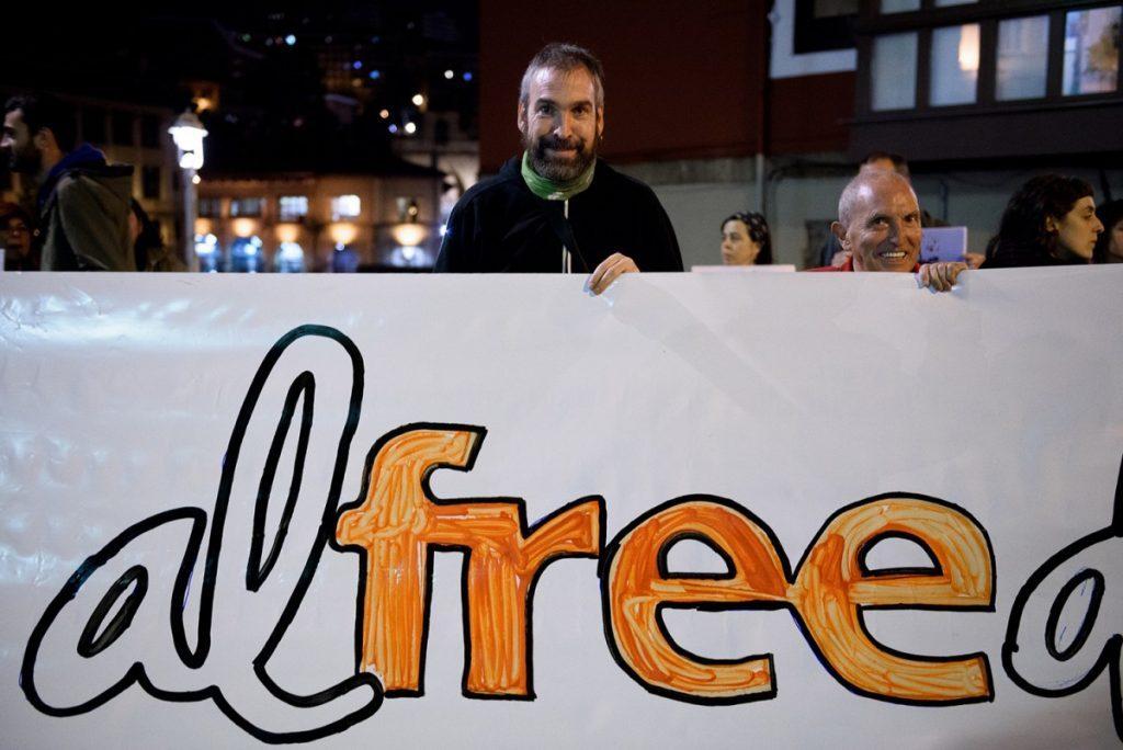 Remírez sale de prisión con un permiso de fin de semana, aunque tendrá que seguir cumpliendo condena