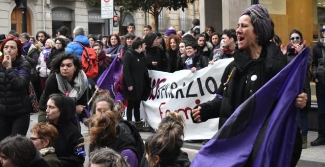 """Aitziber Romero: """"Para este 8 de marzo apostamos por repensar el modelo de militancia para que todas tengamos lugar"""""""
