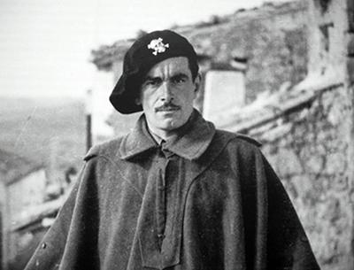 Labastida, vista por aquel soldado italiano fascista que hacía fotos