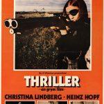 "Laboratorio PLAT de Cine: Cult Movie III "" Estallidos "" & "" Thriller """