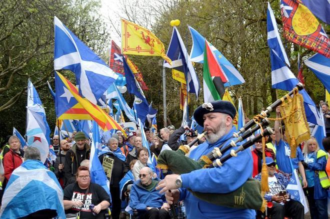 Corresponsalía Internacional | Escocia de la mano de Aimar Etxeberria