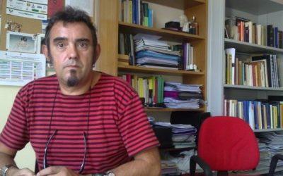 """""""Romper la impunidad policial"""" -César Manzanos-"""