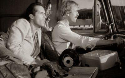 """Laboratorio Plat de Cine: Road Movie. """"En el curso del tiempo"""""""