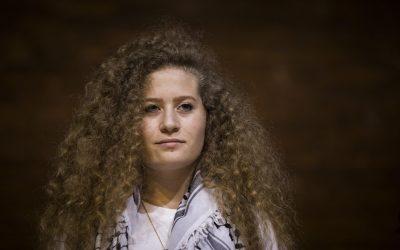 Uhintifada 325: Ahed Tamimi: «El mío no es un caso diferente. Pertenezco a una larga tradición de mujeres palestinas luchadoras»