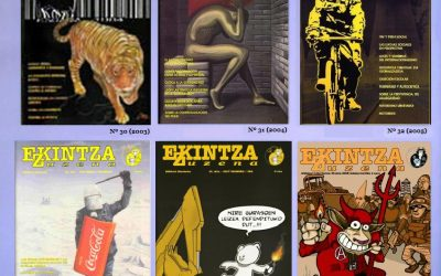 Ekintza Zuzena, 30 años de revista libertaria