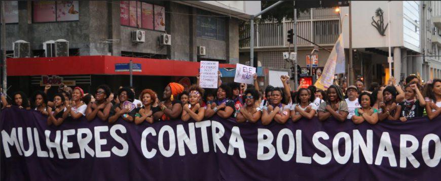 """Nalú Faria (MMM Brasil): """"Bajo un sistema capitalista y patriarcal no tenemos victorias permanentes"""""""