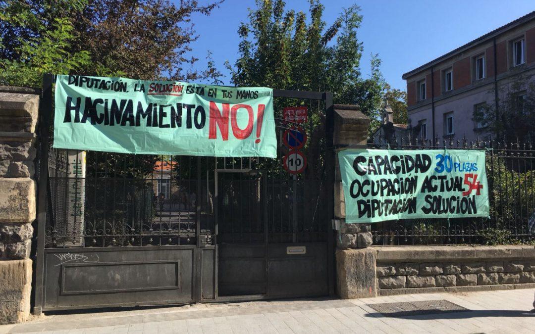 """Ramón Uriarte (Gizalan-ELA):""""El nuevo centro de menores será insuficiente y asistencialista"""""""
