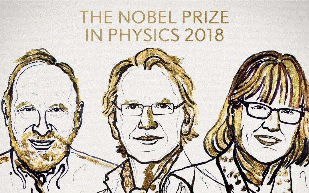 Ciencia | Premios Nobel 2018