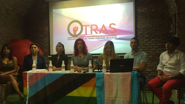 """Conxa Borrel (OTRAS): """"Se piensa que somos títeres, sin embargo somos capaces de hacer lo que nos propongamos y lo hemos demostrado"""""""