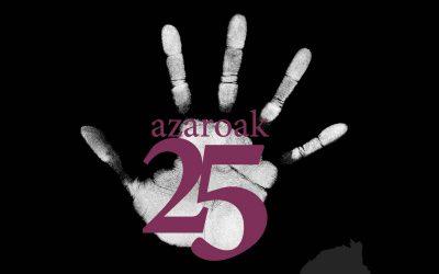 """""""Azaroaren 25a"""" -Alaitz Amundarain-"""