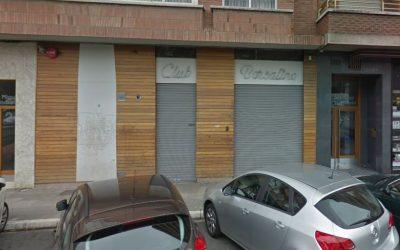 Alta suciedad en el Club Borsalino: las cloacas de Gasteiz