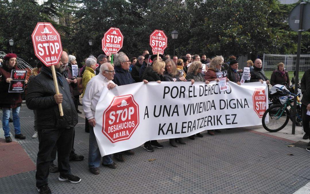 """Kaleratzeak Stop Araba exige """"cambios radicales en un sistema judicial claramente dependiente de los poderes fácticos"""""""