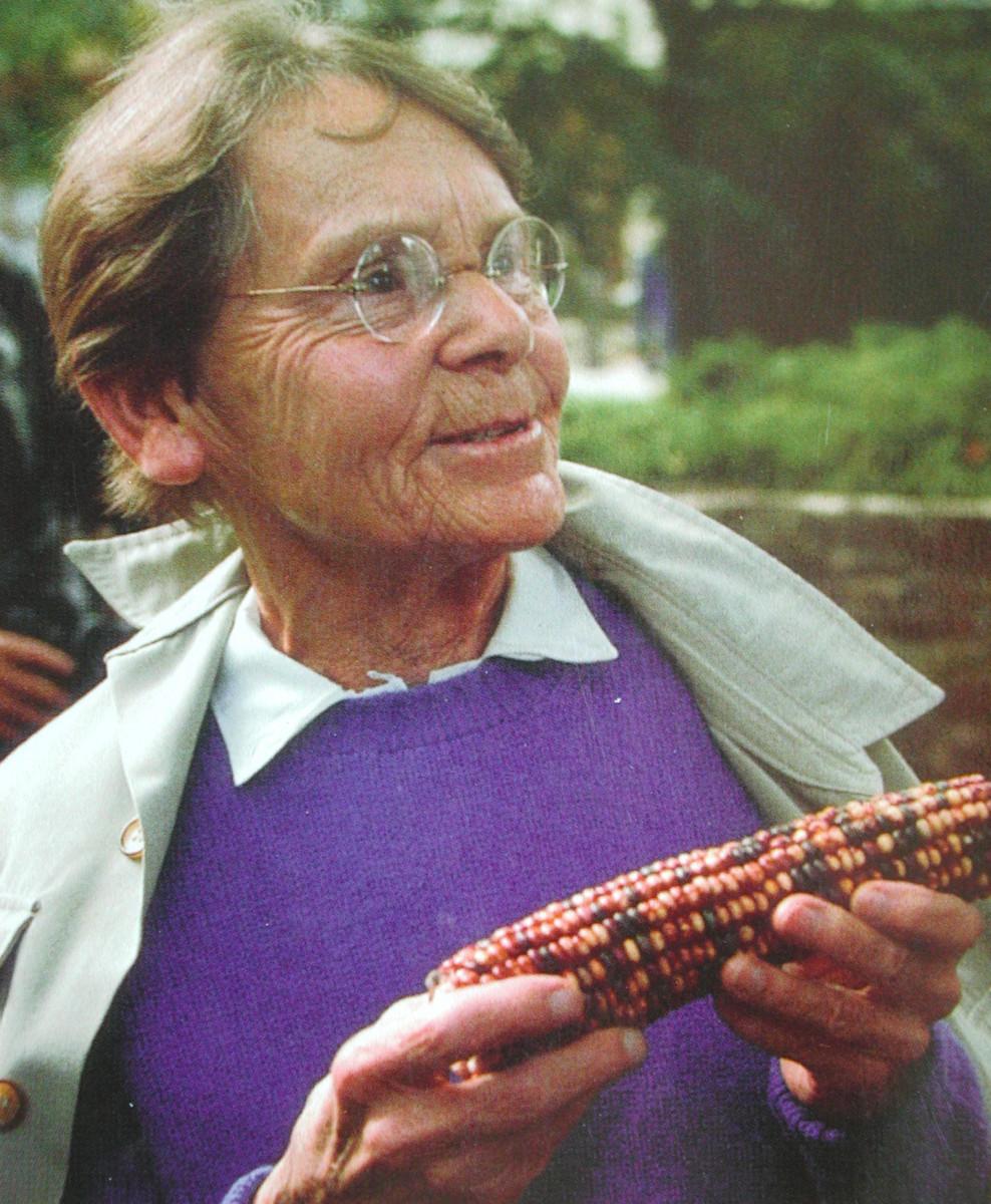 Ciencia | Biografía de Barbara McClintock