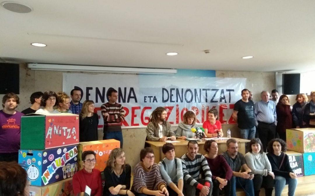 """Ainhoa Astigarraga (Eskola Publikoaren A. P.): """"Etorkizuneko kohesio soziala dugu jokoan"""""""