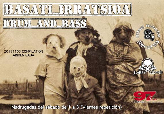 Basati Irratsaioa: Colección 20181103
