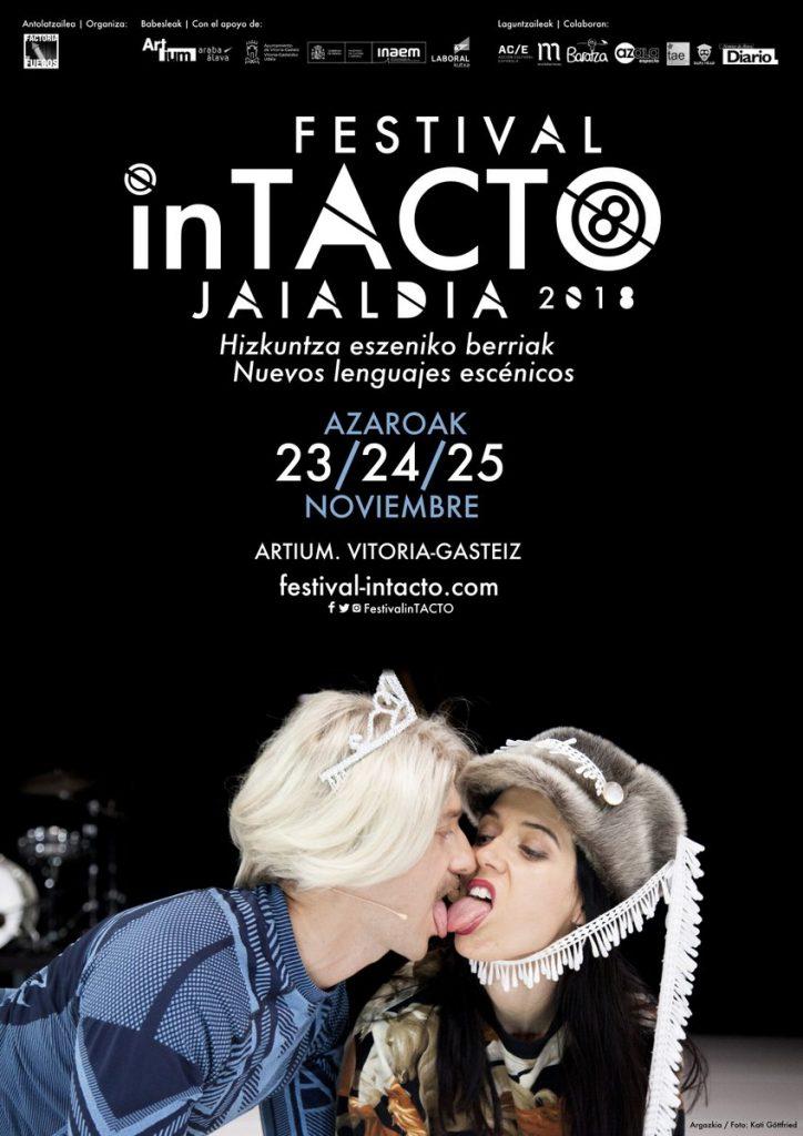 KAKATZARRA 05/18-19; TACTO E INTACTO