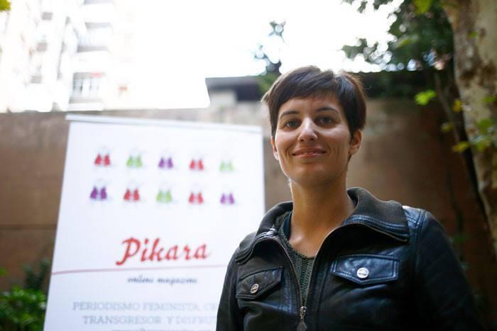Pikara Magazinen paperezko ale berriaren aurkezpena Hala Bedi Irratian